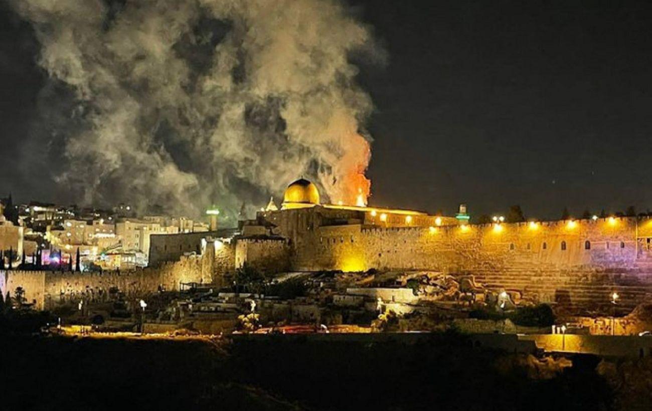 Обострение в Израиле. Что нужно знать об эскалации конфликта с палестинцами