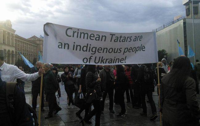 На Майдані проходить мітинг в пам