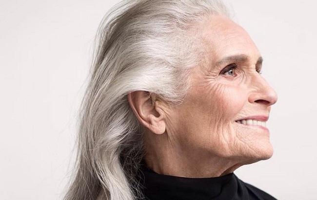 90-летная модель получит орден за заслуги на подиуме