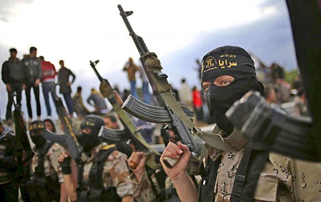 Фото: террористы ИГИЛ