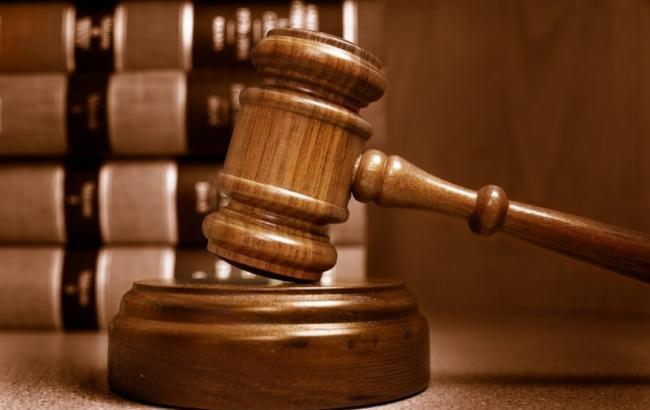 Фото: прокуратура подала заявлено позов у Господарський суд