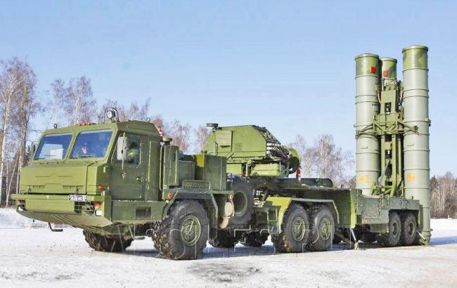 Фото: российский ракетный комплекс С-400 «Триумф»