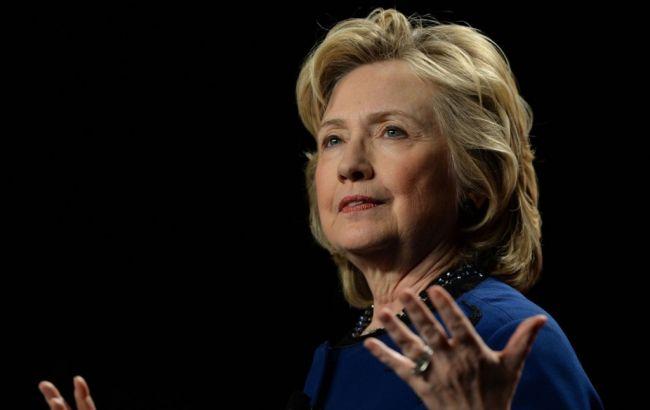 Клінтон виступила за збільшення фіндопомоги Україні