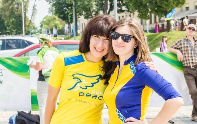 Фото: Наталія Мартіашвілі (зліва) (facebook.com/n.martiashvili)