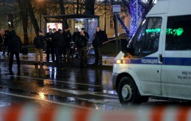 Фото: стрельба в Москве