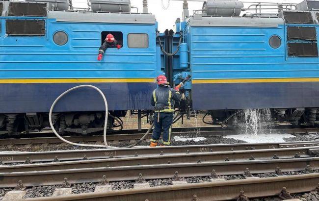 У Рівненській області на ходу загорівся поїзд з більш ніж 250 людьми