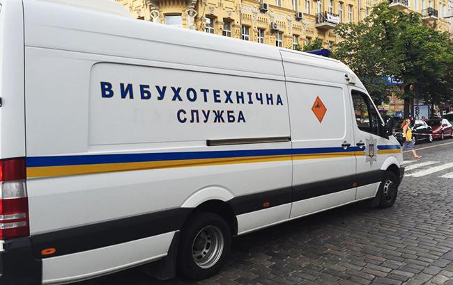 В Киеве произошел взрыв в подъезде одного из жилых домов