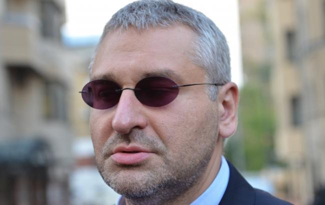 Фото: адвокат Савченко Марк Фейгин