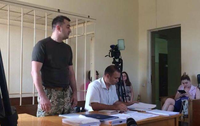 Фото: суд відсторонив від посади військового прокурора Кулика