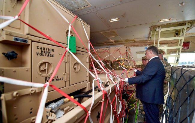 США передали Україні 14 контрбатарейних радарних систем