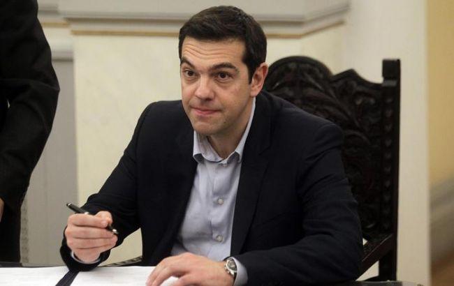 Фото: премьер-министр Греции Алексис Ципрас