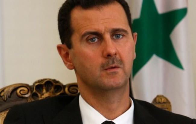Фото: Башар аль Асад