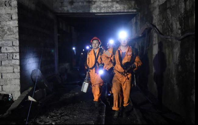 Фото: в Китае произошел взрыв на шахте