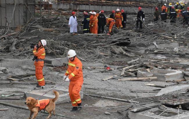 Фото: при аварии на электростанции в Китае погибли 40 человек