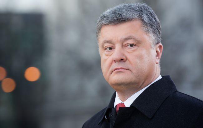 Порошенко: вгосударстве Украина  обновляется  экономика