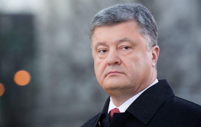 Кроме Львова П.Порошенко завтра посетит два района области