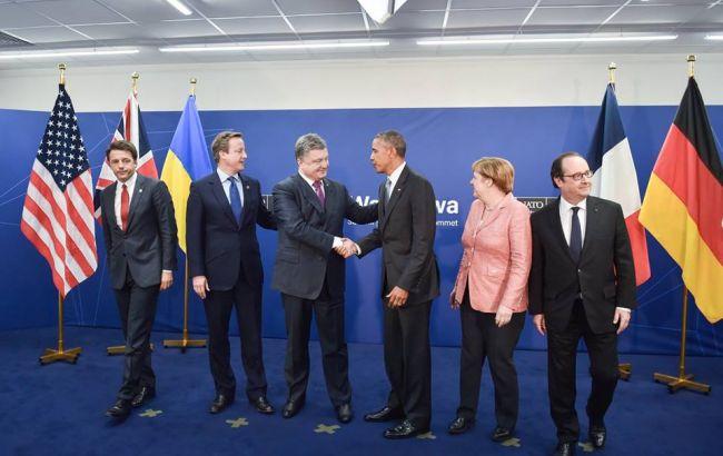 Фото: Петро Порошенко провів 18 зустрічей у Варшаві