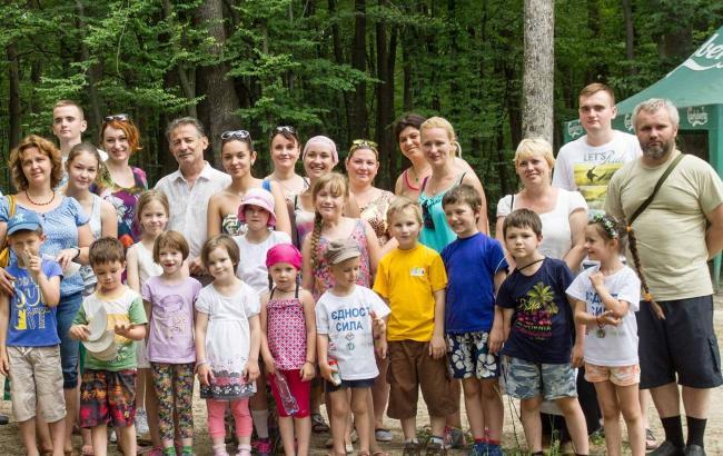 Семьи участников АТО (Олег Божко, Styler.rbc.ua)