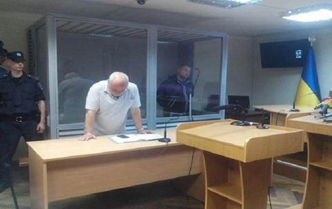 Фото: суд заарештував Боровика на 2 місяці