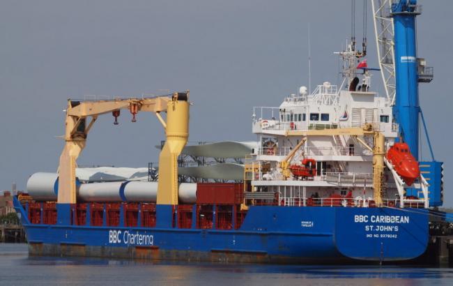 Нигерийские пираты освободили членов экипажа BBC Caribbean