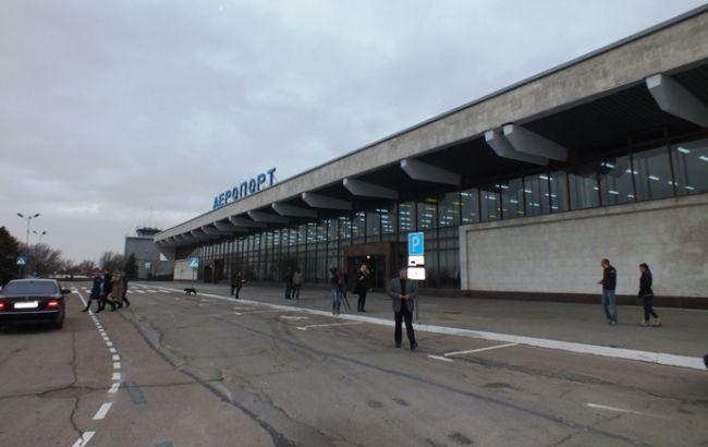 Фото: аэропорт в Херсоне