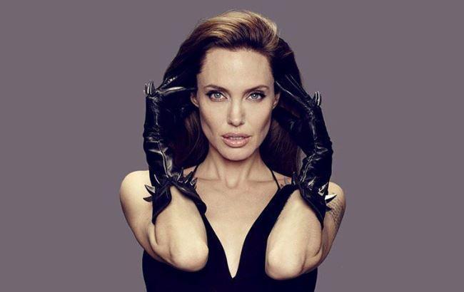 Фото: Анджелина Джоли (instagram.com/brangelinaofficial)