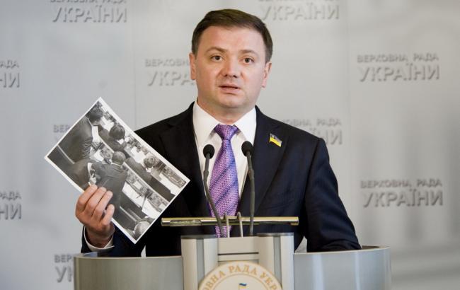 Фото: Володимира Медяника затримали у рамках справи Єфремова