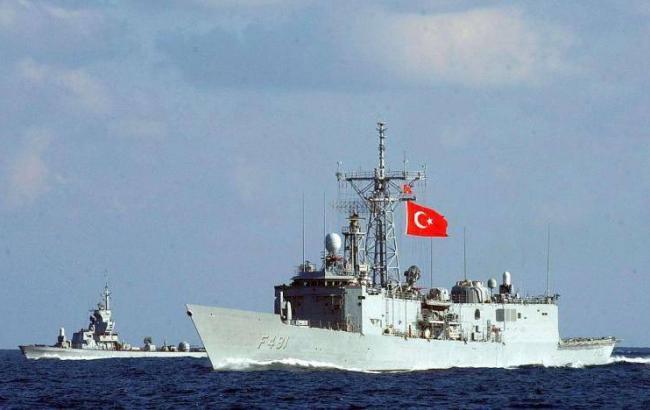 Фото: турецкий флот