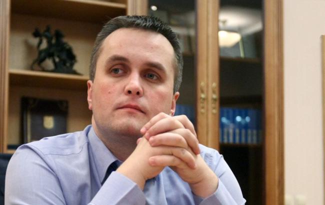 Фото: Холодницкий попросил Луценко расследовать вмешательство нардепа Дейдея в работу САП