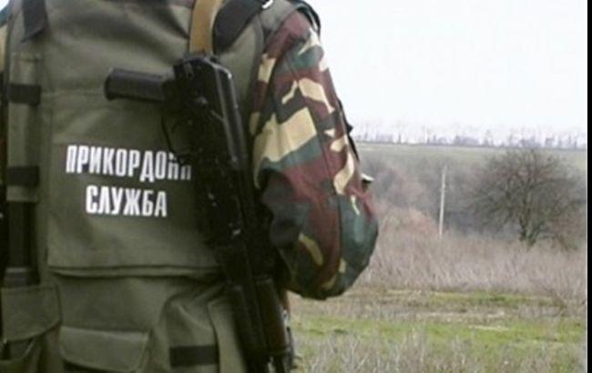 Фото: Украина усилила охрану границы