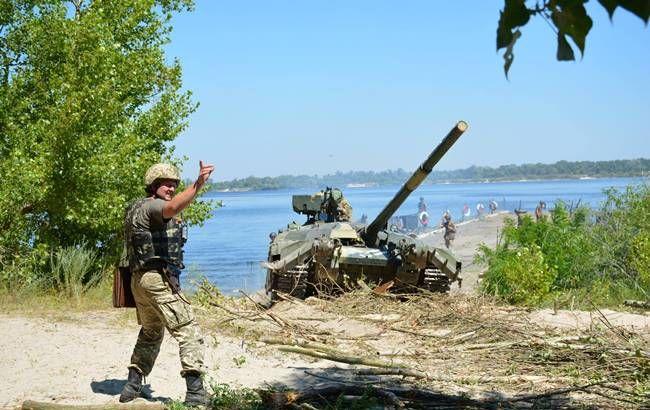 Фото: Генштаб опубликовал видео военных учений