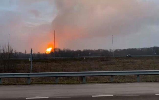 Взрыв на газопроводе возле Лубнов: возможны экстренные отключения