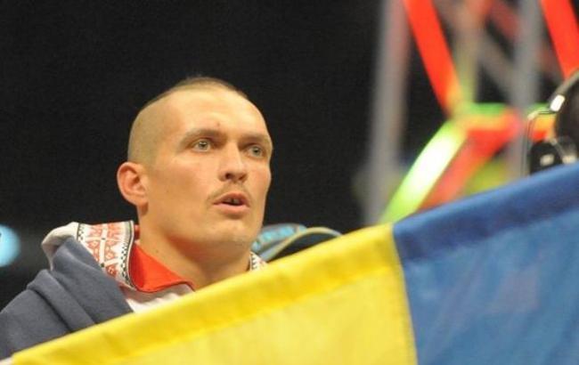 Фото: Олександр Усик (ZN.ua)
