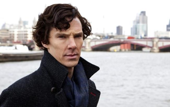 Фото: Бенедикт Камбербэтч в роли Шерлока (kinodom.org)