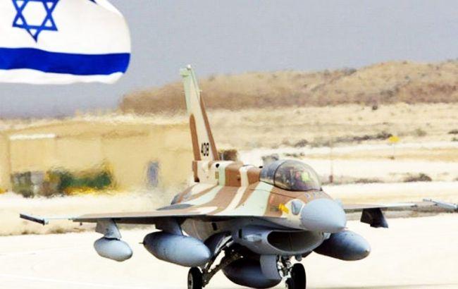 Израиль атаковал боевиков ИГИЛ вСирии