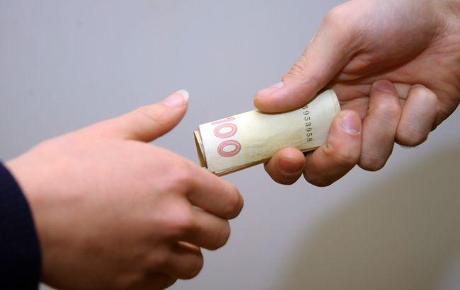 Фото: в Днепропетровске на взятке задержали руководителя налоговой инспекции