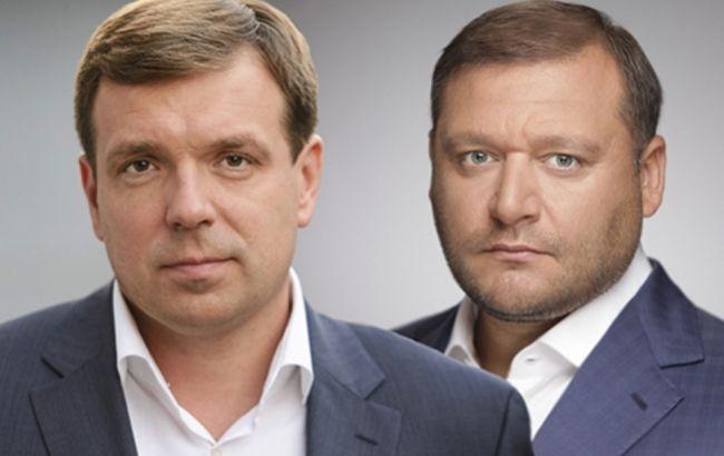 Фото: Николай Скорик и Михаил Добкин