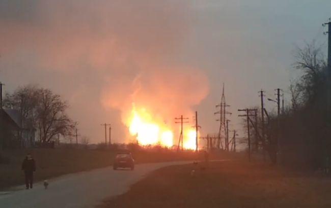 Названа причина вибуху на газопроводі біля Лубнів. Інформацію передали в СБУ
