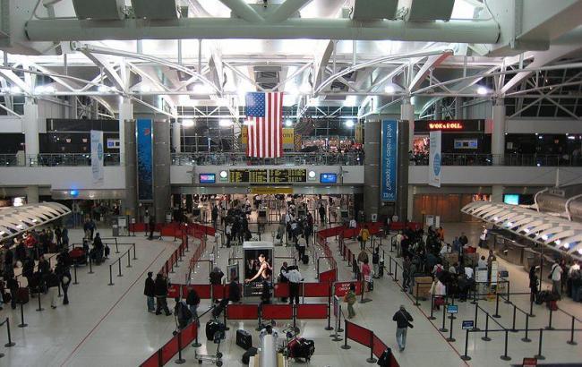 Фото: терминал аэропорта Кеннеди в Нью-Йорке скоро возобновит свою работу
