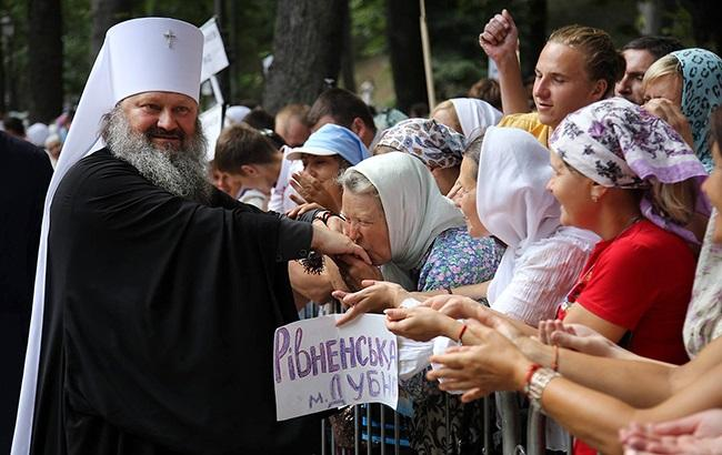 Фото: хресний хід у Києві