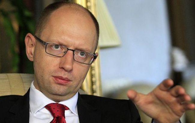 Яценюк назвал два сценария относительно будущего правительства