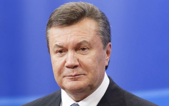 Фото: Виктор Янукович считает, что лидеры Майдана были заинтересованы в его расстреле