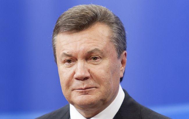 Швейцария опровергает наличие вгосударстве финансовых активов Виктора Януковича