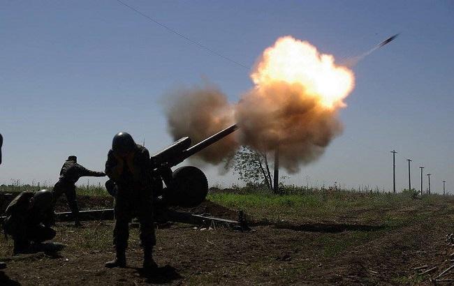 Фото: украинские военные на Донбассе несут потери