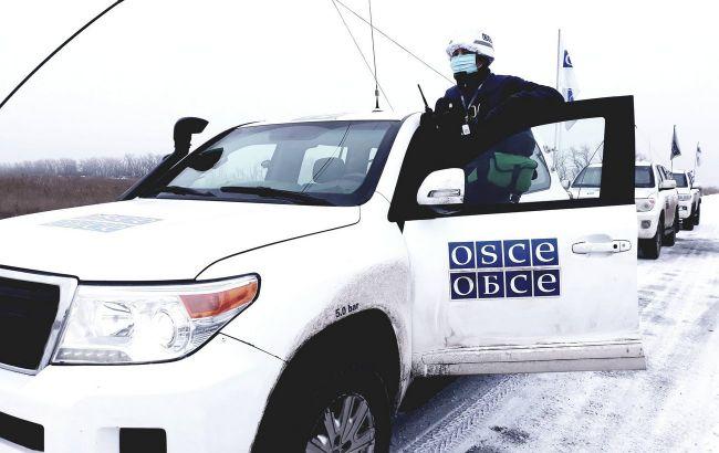 Бойовики на Донбасі не пропускають спостерігачів ОБСЄ: посилаються на військові навчання