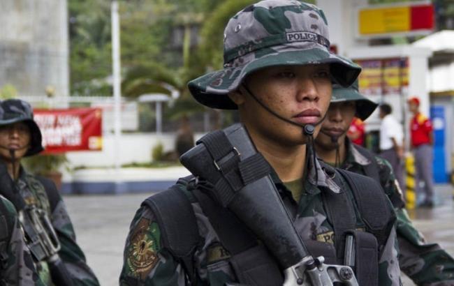 Фото: мэр одного из городов погиб в перестрелке с полицией Филиппин
