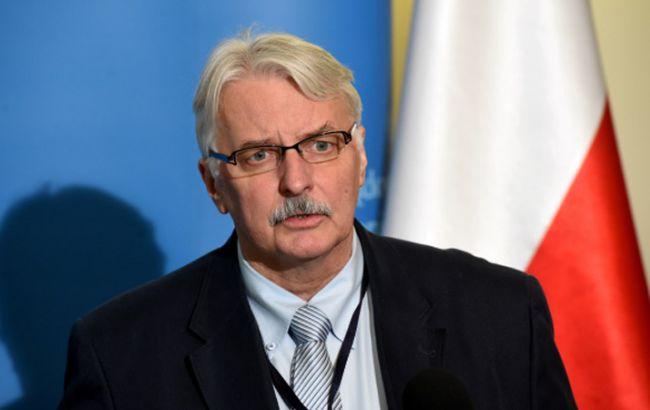 Глава МИД Польши: авиакатастрофа под Смоленском похожа на попытку убрать руководство страны