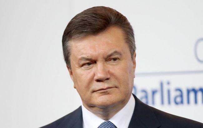 ГПУ викликає Януковича на допит 27 січня