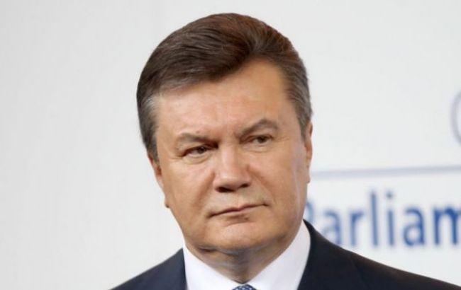 ГПУ: Януковича вызвали встолицу Украины 30января наоткрытие материалов дела