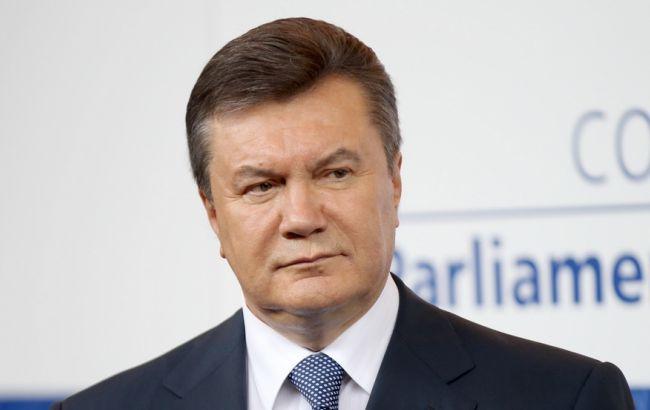 Фото: Віктор Янукович сьогодні дасть свідчення у справі про розстріл Майдану